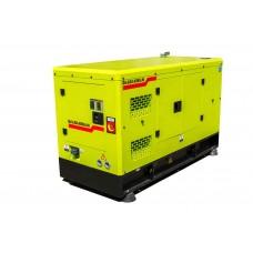 Дизель генератор 10 кВт DALGAKIRAN DJ13NT в кожухе