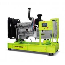Дизельный генератор 200 кВт DALGAKIRANDJ275NT открытого типа