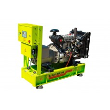Дизельная электростанция DALGAKIRAN DJ33NT открытого типа