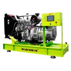 Дизельная электростанция DALGAKIRAN DJ70NT открытого типа