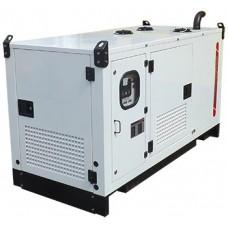 Дизель генератор 20 кВт DALGAKIRAN DJ28CP в кожухе
