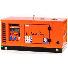 Дизельная электростанция 10 кВт EUROPOWER EPS123DE в кожухе