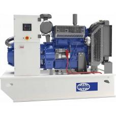 Дизельный генератор 40 кВт FG WILSON F50-1 открытого типа