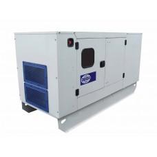 Электрогенератор дизельный FG WILSON F94-1 в кожухе
