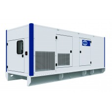Электрогенератор дизельный FGWILSON P700-1 в кожухе