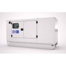 Электрогенератор дизельный FGWILSONP90-3S в кожухе