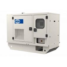 Электрогенератор дизельный FGWILSONP9.5-4 в кожухе