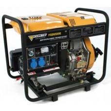 Дизельная электростанция 5 кВт Forte FGD6500E открытая