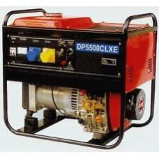 Дизельный генератор 2,5 кВт Glendale DP2500-CLXE открытого типа