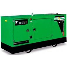 Дизельный генератор GREEN POWER GP110I в кожухе
