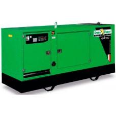 Дизель генератор GP140I-N GREEN POWER (ИТАЛИЯ)