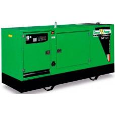 Дизельный генератор GREEN POWER GP165I-N в кожухе