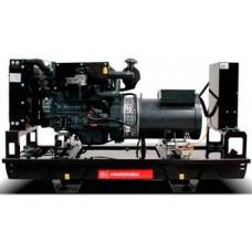 Электрогенератор дизельный 25 кВт HIMOINSA HHW-35 T5 открытого типа