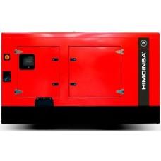 Дизель генератор HIMOINSA HHW-95 T5 в кожухе