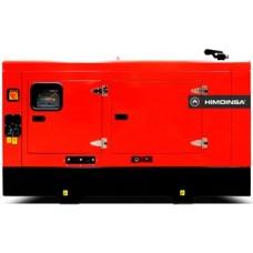 Дизель генератор HLW3-25 T5 HIMOINSA (ИСПАНИЯ)