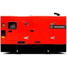 Дизельная электростанция 16 кВт HIMOINSA HYW-20 T5 в кожухе