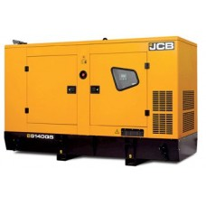 Электрогенератор дизельный 112,2 кВт JCB G140QS в кожухе