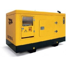 Генератор дизельный 14,6 кВт JCB G17QX в кожухе