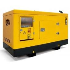 Дизельный генератор 17,7 кВт JCB G22QX в кожухе