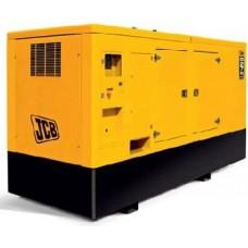 Генератор дизельный 220 кВт JCB G275QX в кожухе