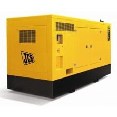 Дизельный генератор 264 кВт JCB G330QX в кожухе