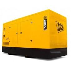 Генератор дизельный 439,9 кВт JCB G550QX в кожухе