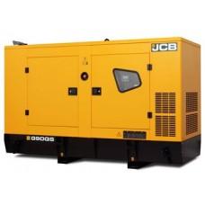Генератор дизельный 71,7 кВт JCB G90QS в кожухе