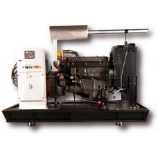 Дизельная электростанция 40 кВт KJ POWER KJA 50 открытого типа