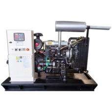 Генератор дизельный 10 кВт KJ POWER KJT 12 открытого типа