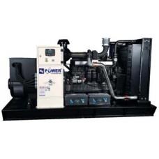 Дизельный генератор 144 кВт KJ POWER KJS 180 открытого типа