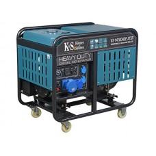 Дизельный генератор Heavy Duty KS 14100HDE ATSR