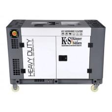 Дизель генератор Heavy Duty KS 14200HDE ATSR 1/3 KÖNNER&SÖHNEN (ГЕРМАНИЯ)