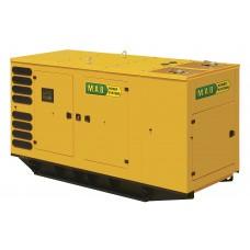 Электрогенератор дизельный M.A.B. POWER SYSTEMS AD770 в кожухе