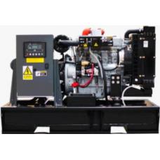 Генератор дизельный M.A.B. POWER SYSTEMS APD150A открытого типа