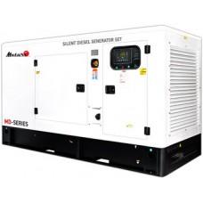 Дизельный генератор 80 кВт Matari MD80 в кожухе