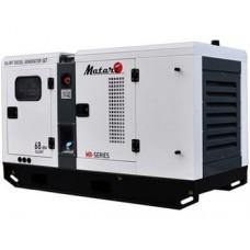Генератор дизельный 58 кВт Matari MR 55 в кожухе