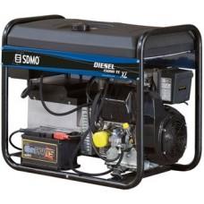 Дизельный генератор 10 кВт SDMODiesel 15000 TE XL C открытого типа