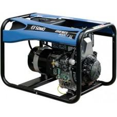 Дизель генератор 5 кВт SDMODiesel 6000 E XL C открытого типа