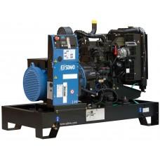 Электрогенератор дизельный SDMO J44K открытого типа