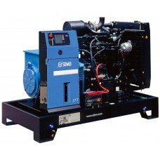 Дизель генератор 60кВт SDMO J77K открытого типа