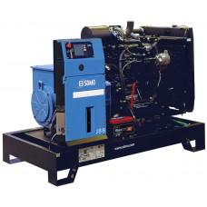 Электрогенератор дизельный SDMO J88K открытого типа