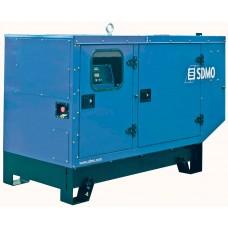 Дизельный генератор 25 кВт SDMO T33K в кожухе