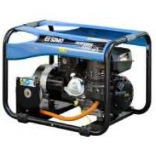 Газовый электрогенератор 5 кВт SDMO PERFORM 6500 GAZ открытого типа