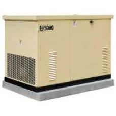 Газовый электрогенератор SDMO RES 12 TEC в кожухе