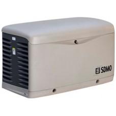 Газовый генератор 10 кВт SDMO RESA 14 EC в кожухе