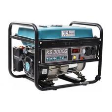 Газо-бензиновый генератор Konner&Sohnen KS 3000G